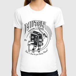The Milton Connection: Surge T-shirt