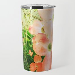 dogwood flowers Travel Mug
