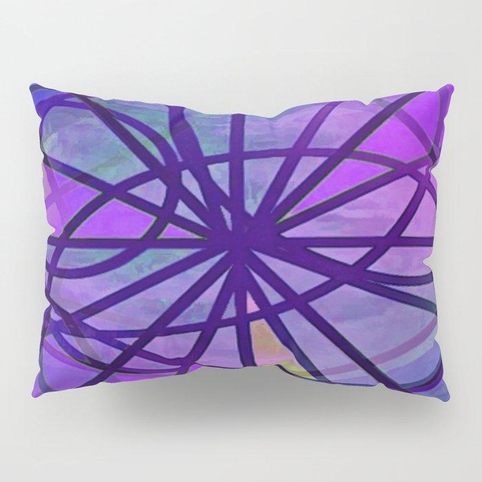 Arcs and Light Pillow Sham