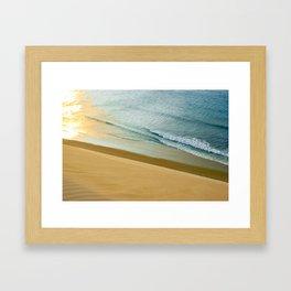 Light Reflection Framed Art Print