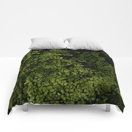 Small leaves Comforters