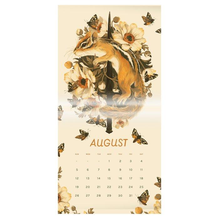 Society6 Artist Calendar 2018 Editions