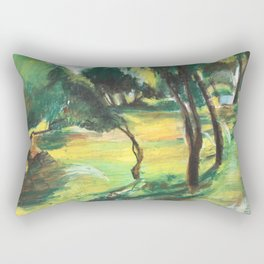 Garden Rectangular Pillow
