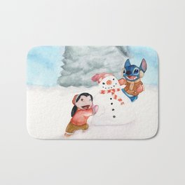 Lilo and Stitch Bath Mat