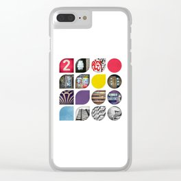 Cold Comfort Collage — The Streets Clear iPhone Case