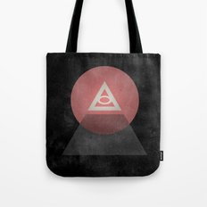 Illuminati Tote Bag