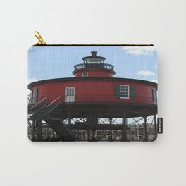 Seven Foot Knoll Lighthouse Carry-All Pouch