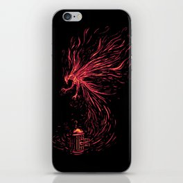 breakfree iPhone Skin