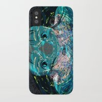 chihiro iPhone & iPod Cases featuring Chihiro Visions by Andrey Lyle