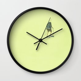 Backpacking: Solitude Wall Clock