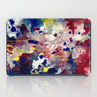 fireworks iPad Cases featuring Fireworks by Tia Hank