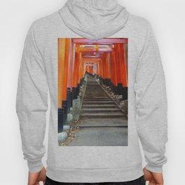 Fushimi Inari Gates Hoody