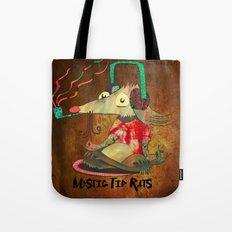 Mystic Tip Rats Tote Bag