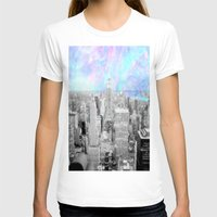new york city T-shirts featuring New York City. by 2sweet4words Designs