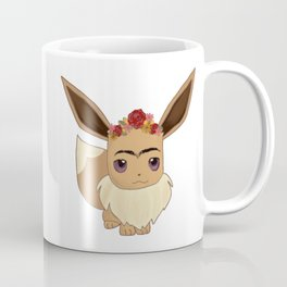 Eevee Frida Coffee Mug