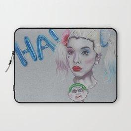 Melanie Harley Mashup Laptop Sleeve