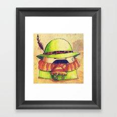 Mexalpinouboy Framed Art Print
