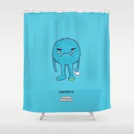 Grumpyfarrrts Shower Curtain