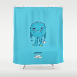 Grumpyfarrrts Shower Curtain