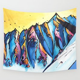 The Chugach Wall Tapestry