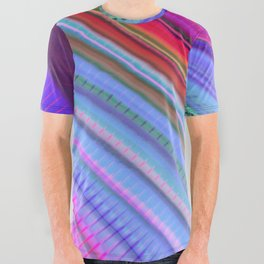 Color Wave ~021~ All Over Graphic Tee