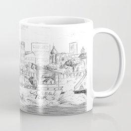 Canal Tour Coffee Mug
