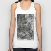 alphabet Tank Tops featuring Alphabet by cafelab