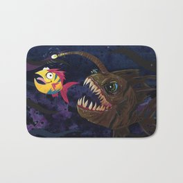 Blinded by the Light Bath Mat