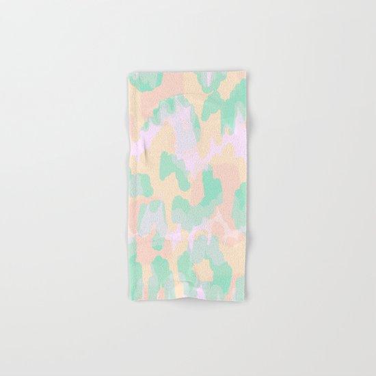 Tamsin - Soft Abstract Hand & Bath Towel