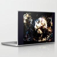 nightmare before christmas Laptop & iPad Skins featuring nightmare before christmas by ururuty
