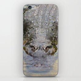 Gator Boy iPhone Skin