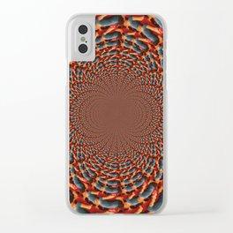 Savasana Clear iPhone Case