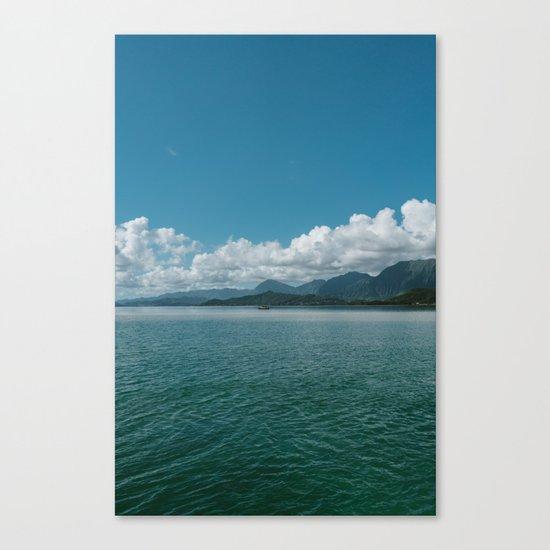 Hawaiian View Canvas Print