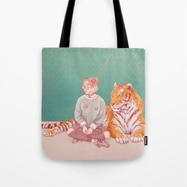 I'm a cat Lady Tote Bag