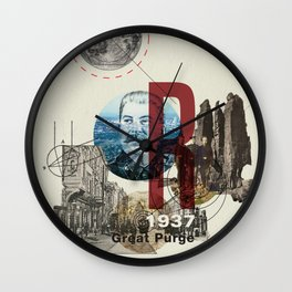The Great Purge  Wall Clock