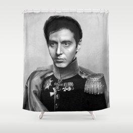 Al Pacino Scar Face General Portrait Painting