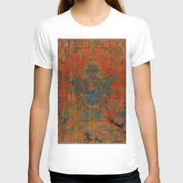 Mahakala And His Entourage T-shirt