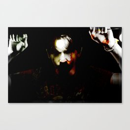 Torment1 Canvas Print