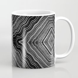 Abstract #9 - IX - High Contrast 5000 Coffee Mug
