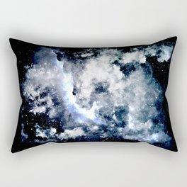 Frozen Galaxy Rectangular Pillow