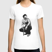 rick grimes T-shirts featuring Rick Grimes by Naomi Bell