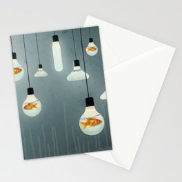 Ideas and Goldfish 04 Stationery Cards