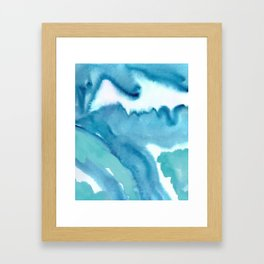 Tide Pool 2 Framed Art Print