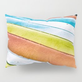 The Color of Kayaks... Pillow Sham