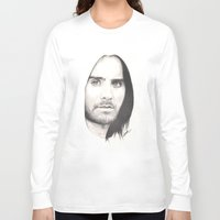 jared leto Long Sleeve T-shirts featuring jared leto... by als3