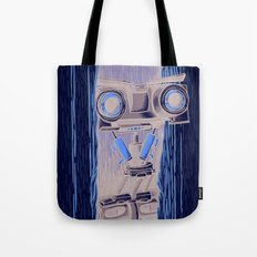 Here's Johnny 5! Tote Bag