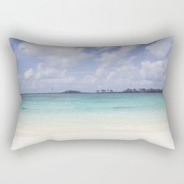 Bahamas Rectangular Pillow
