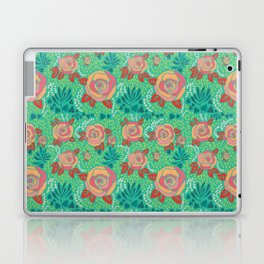 Pink Roses Laptop & iPad Skin
