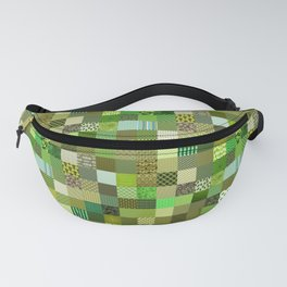 CRAZY QUILT Fanny Pack