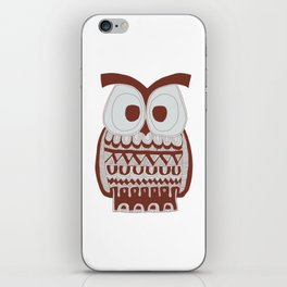 Dawson Owl iPhone Skin